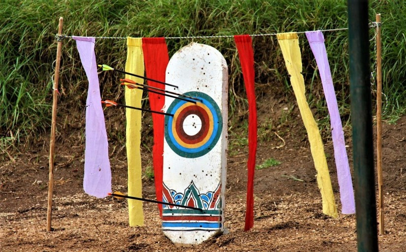 Bhutan - Thimphu - Archery Ground