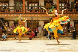 Jambay Lhakhang Drubchen Festival